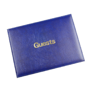 Esposti Guest Padded Book